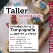 Taller Introducción a la Tampografía. V Edición. 2015